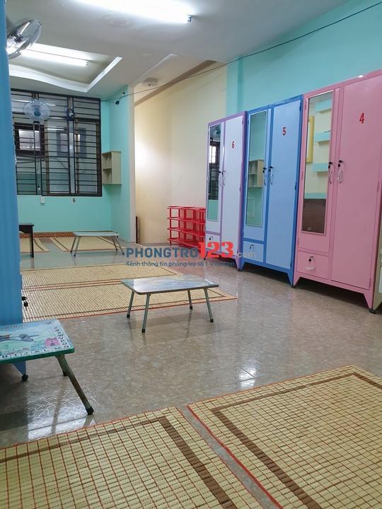 Phòng ở ghép Gò Vấp, 32m2, bao trọn gói 900K, đủ tiện nghi