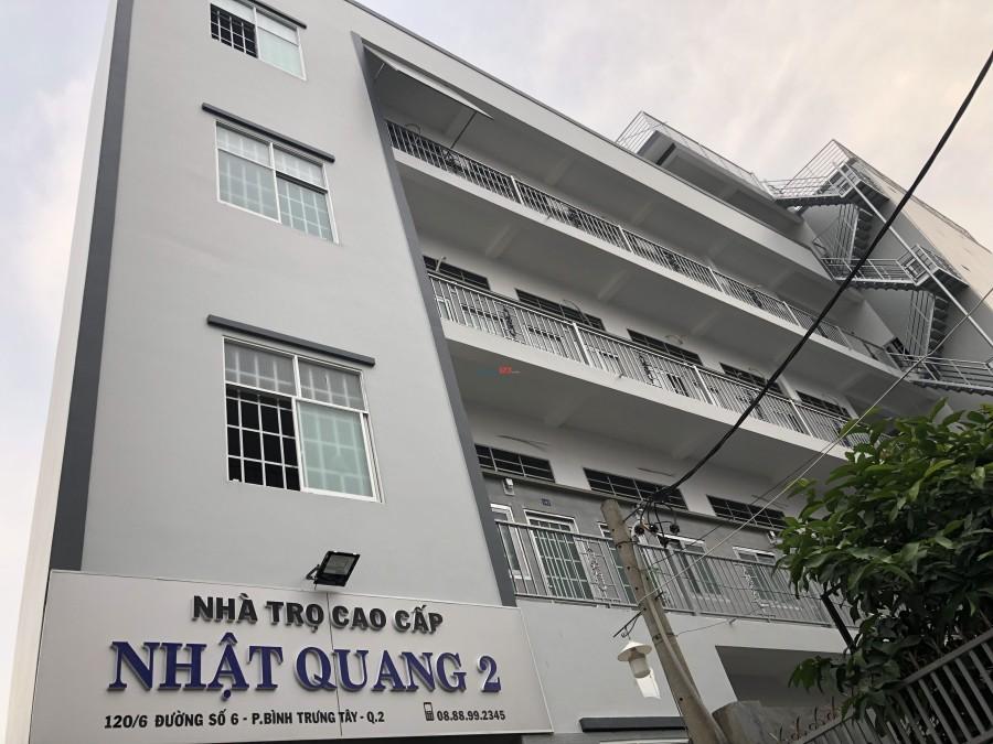 Nhà trọ cao cấp chuẩn căn hộ mini mới xây giờ giấc tự do, an ninh tuyệt đối