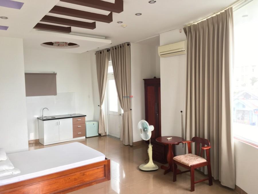 Căn hộ mini cho thuê, vị trí TTTP, mặt tiền Phan Đăng Lưu