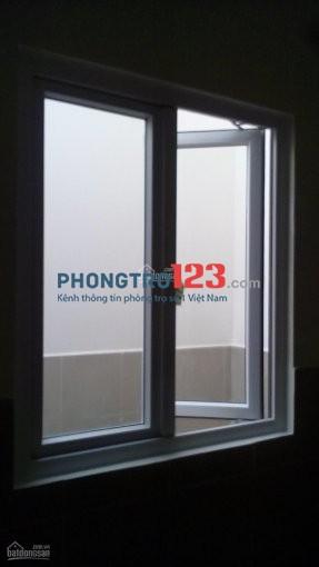 Phòng trọ cao cấp 40m2 gồm PN, PK, Bếp, Ban công, P. Giữ xe, Camera an ninh