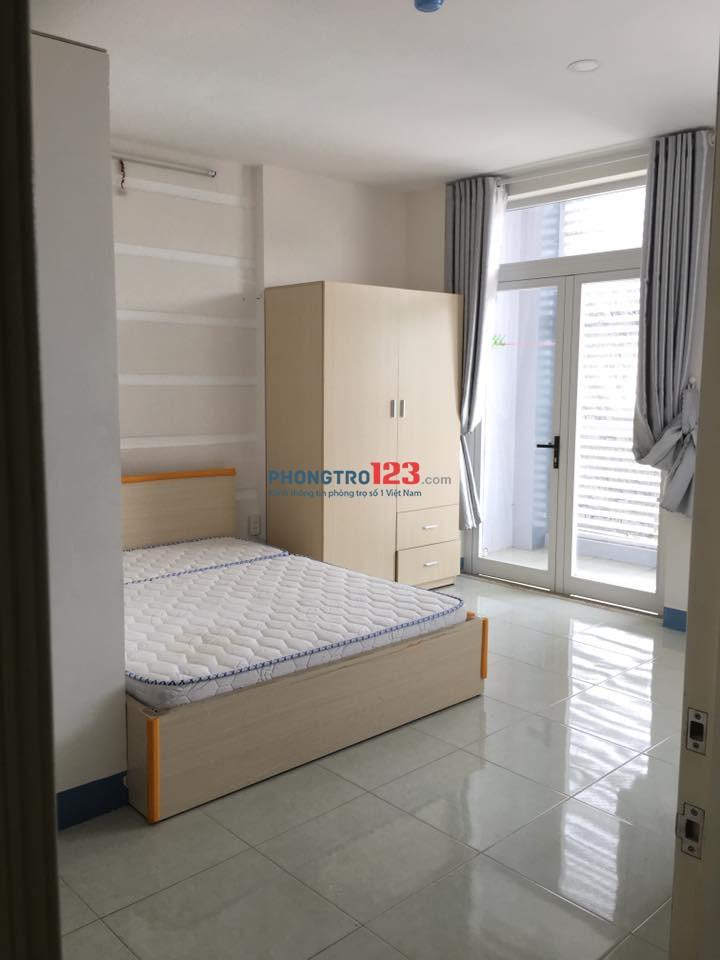 Phòng q11 cho thuê đầy đủ tiện nghi nhà mới xây bảo vệ 24/24 giá từ 3tr