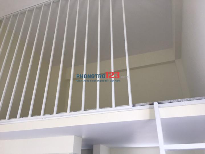 Phòng cho thuê q tân phú có gác máy lạnh bảo vệ 24/24 giờ giấc tự do giá từ 3tr