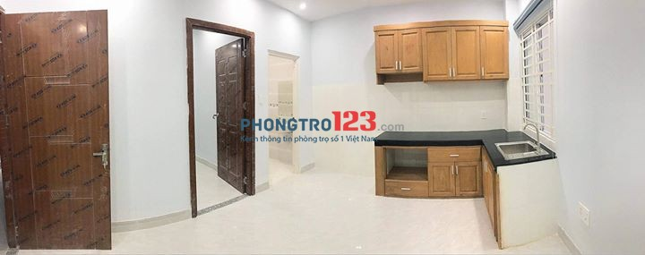 Căn Hộ Mini 1 Phòng Ngủ Cho Thuê, Căn Hộ Studio Full Nội Thất, Giá Rẻ Tại Quận 7