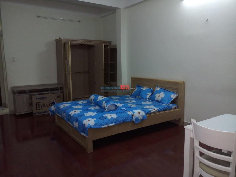 Cho Thuê Phòng full nội thất đường Hoàng Văn Thụ dt từ 20-40m2, tặng ngay 2 triệu khi ký HĐ trong tháng 11