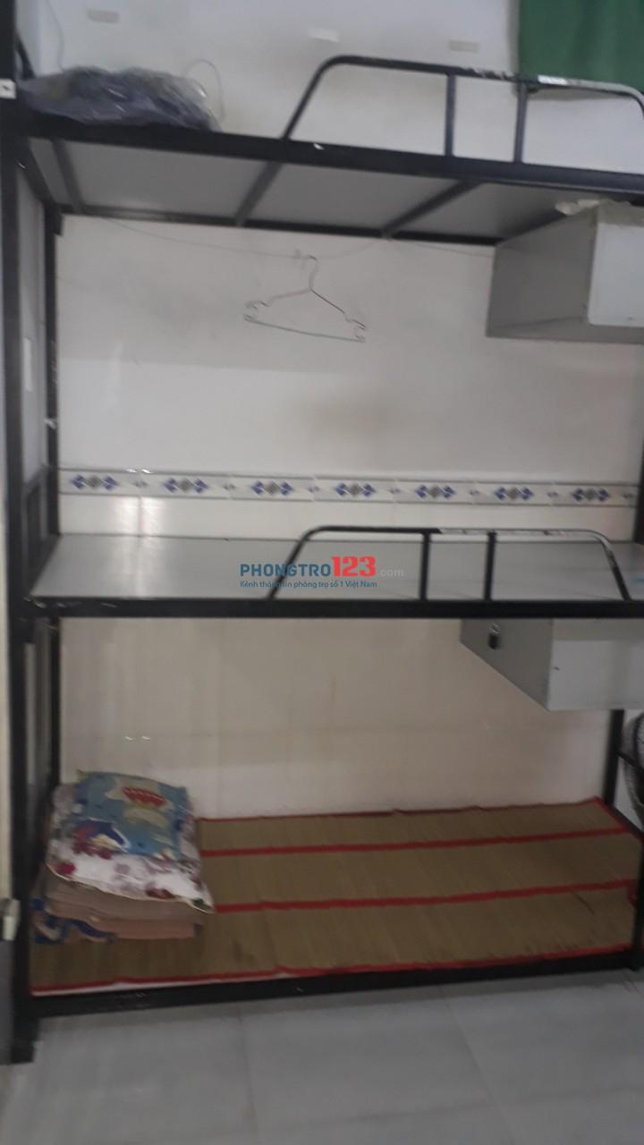 Ký túc xá giường tầng giá 450k tạị Bình Thạnh