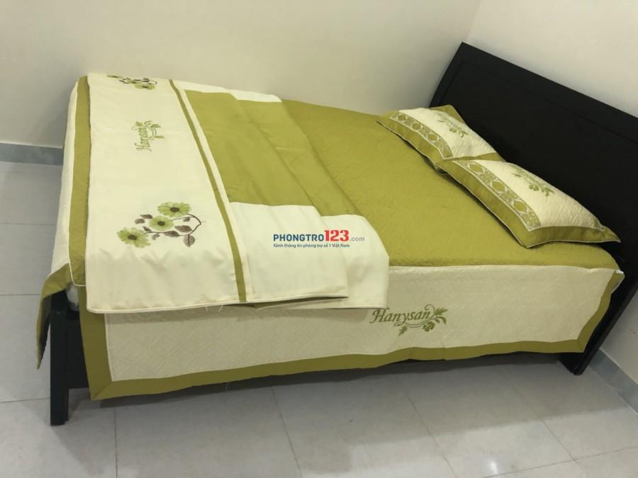 Cho thuê phòng trọ mới, đầy đủ tiện nghi tại mặt tiền 369 Nguyễn Thái Bình, Quận Tân Bình, BV 24/24