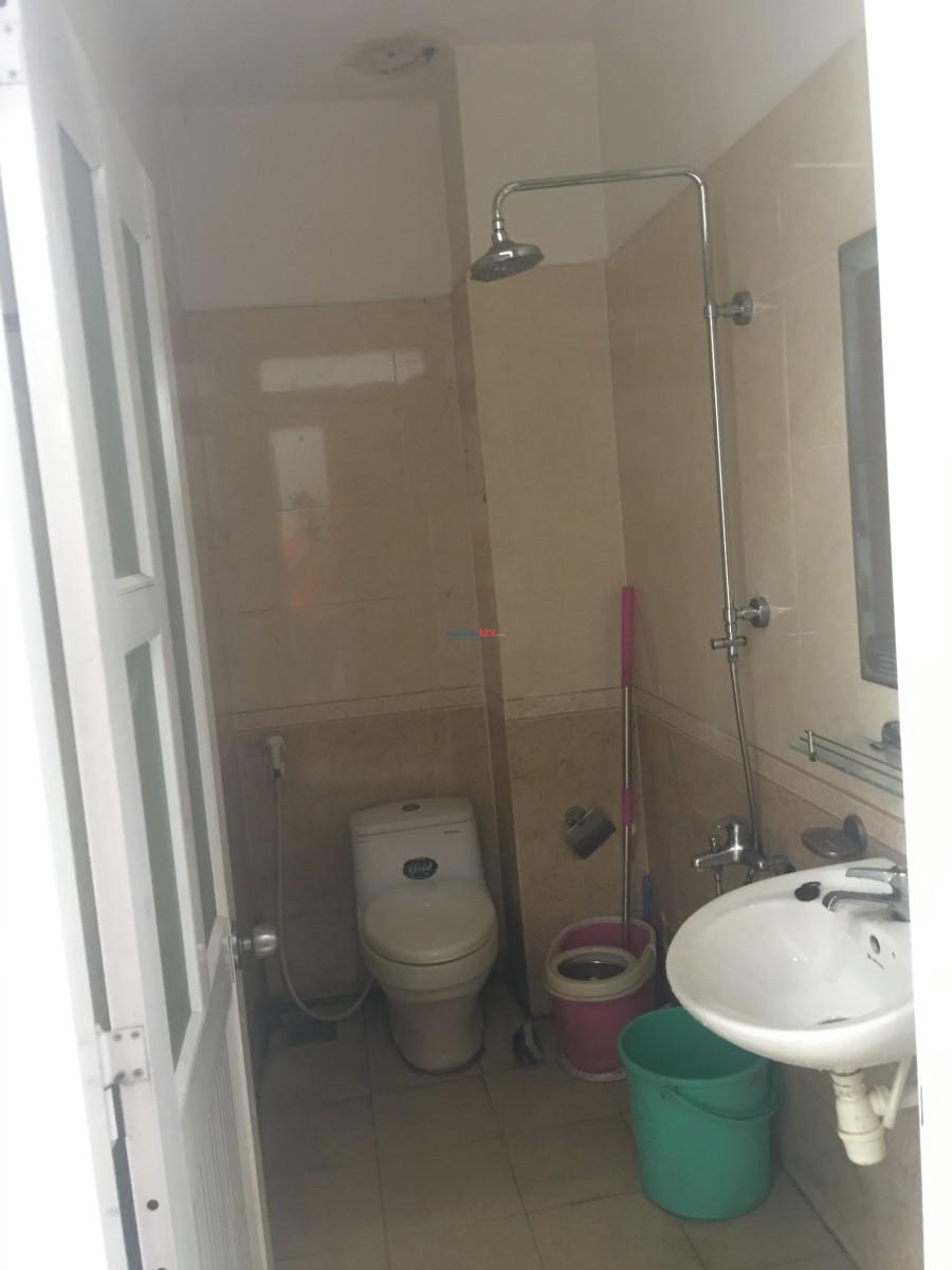 Phòng máy lạnh, wc trong, free máy giặt, nước, sạch đẹp