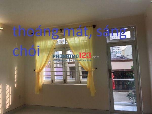 Cho thuê kí túc xá giá bình dân dịch vụ cao cấp tại quận Tân Bình, gần đh Bách Khoa
