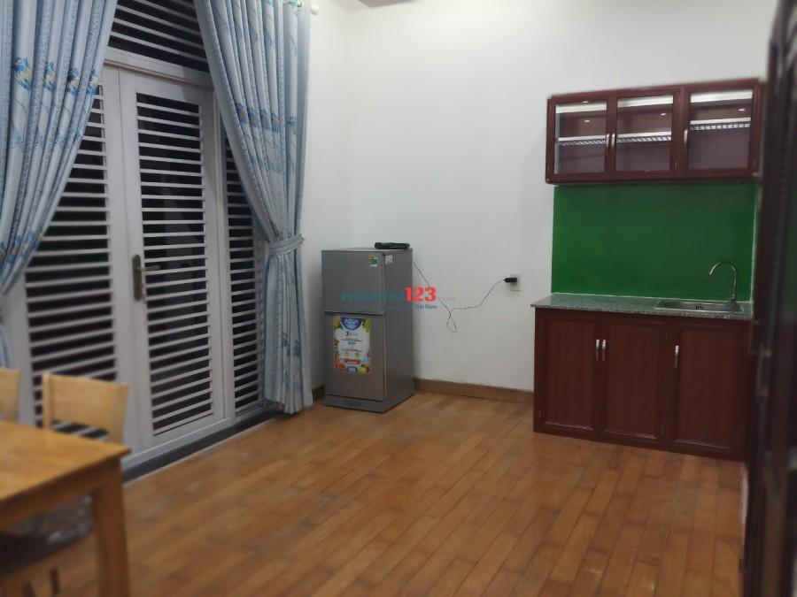 Còn 2 phòng ở cao cấp cho thuê (ảnh thật 100%) đầy đủ tiện nghi ngay Lotte Mart Cộng Hòa