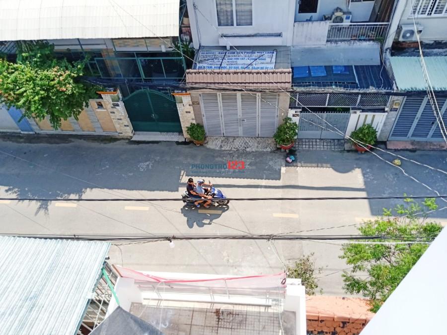 Cho thuê phòng Nguyễn Oanh,mới sạch sẽ,Free DV, BAN CÔNG siêu thoáng
