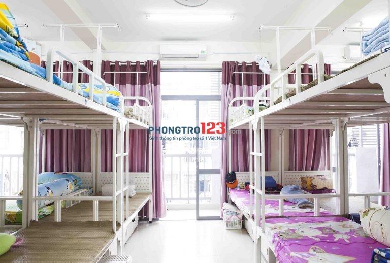 Phòng KTX cao cấp 40m2 đầy đủ tiện nghi, hẻm 90/9 Lý Thường Kiệt cách ĐHBK 50m