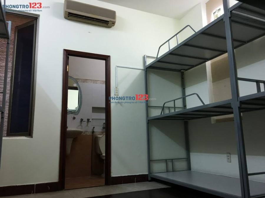 KTX Cao Thắng, Q.10 ở ghép bao điện nước net giặt máy lạnh