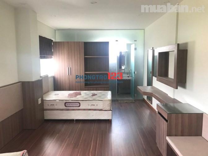 Phòng cao cấp đẹp như khách sạn  đường Phan Văn Trị, Gò Vấp. full nội thất Giá 5tr/th. có bãi xe hơi
