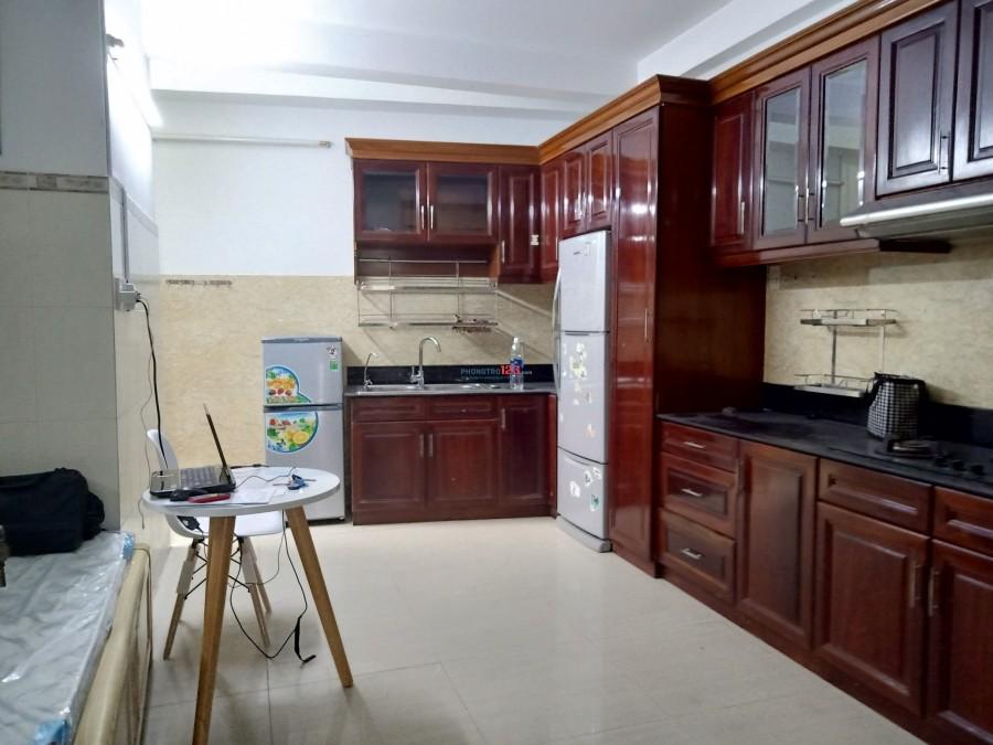 Cần cho thuê căn hộ mini, giá ưu đãi cho khách thiện chí, ngay ngã tư Phan Xích long- Phan Đăng Lưu