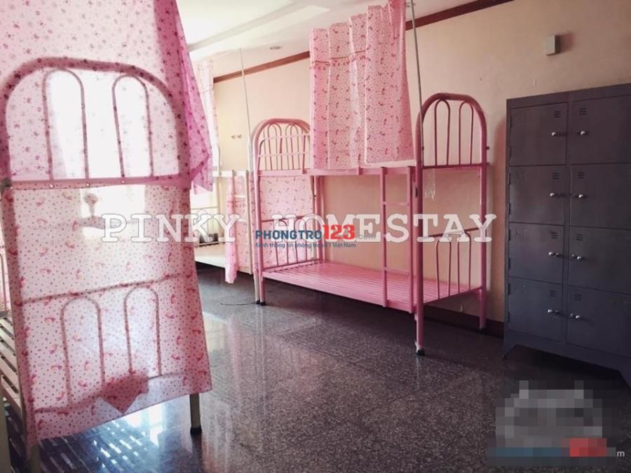 Cho nữ thuê phòng trong căn hộ chung cư cao cấp Giai Việt có hồ bơi