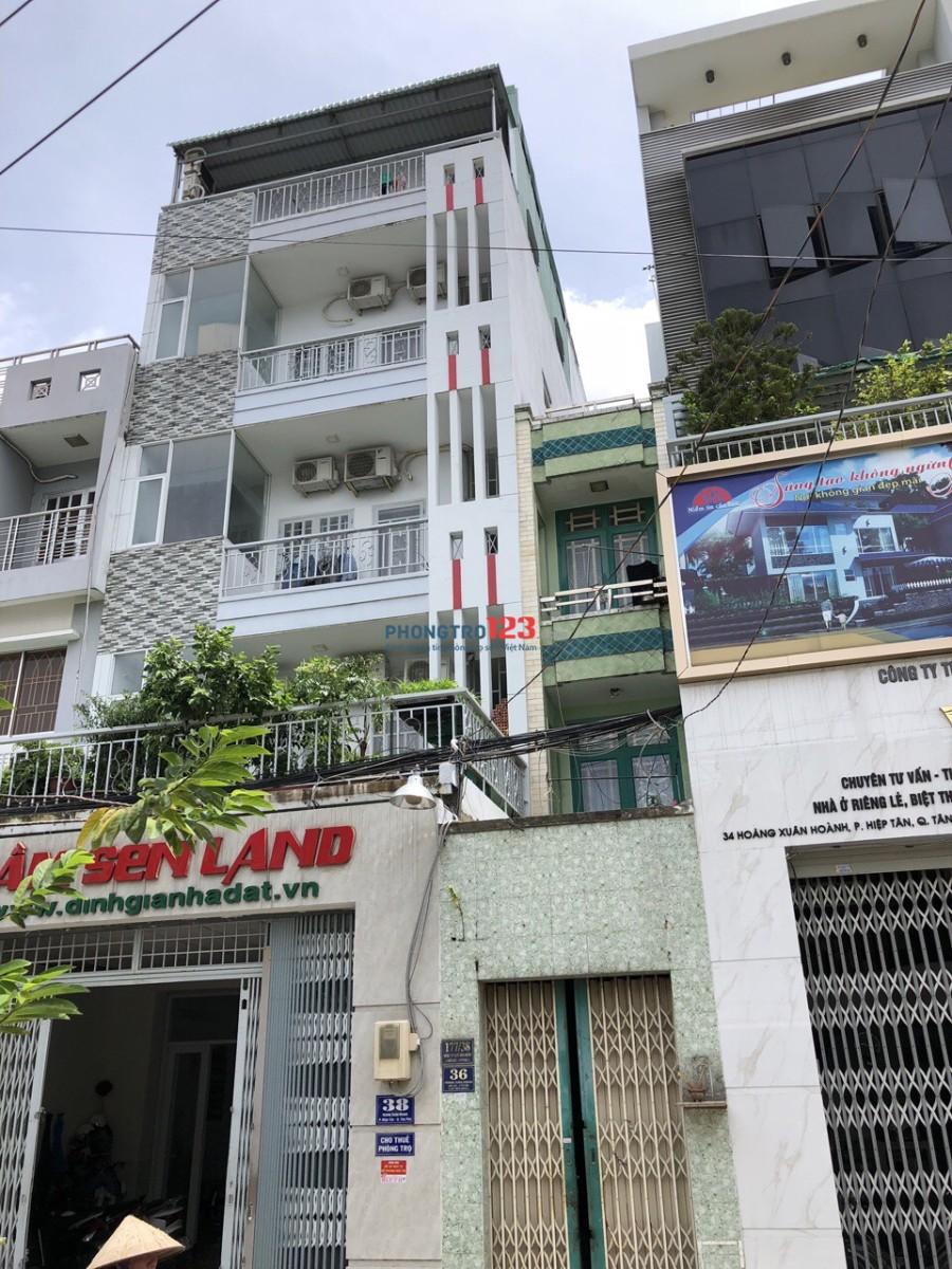 Nhà nguyên căn 1 trệt 2 lầu 100m2 quận Tân Phú giáp Q11 6 triệu
