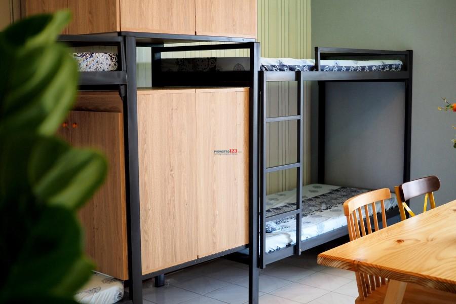 Phòng ở ghép - Ký túc xá sinh viên, người đi làm bao điện nước ngay Lotte Cộng Hòa