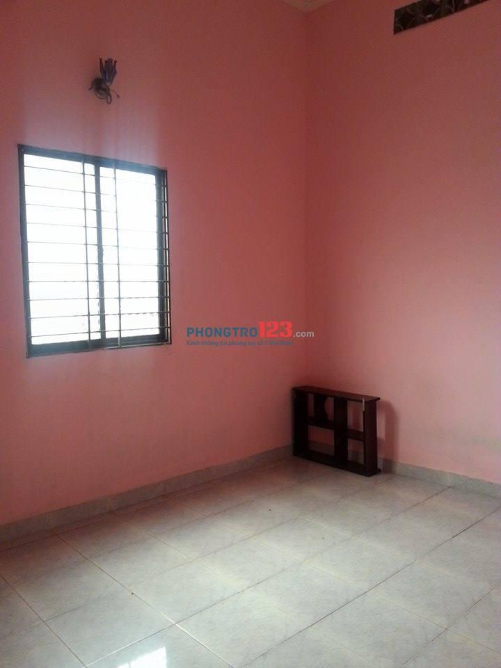 Phòng đẹp, an toàn cho nữ đường Chu Văn An, quận Bình Thạnh
