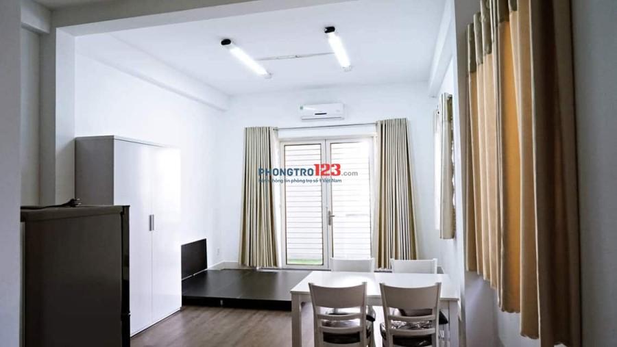 CĂN HỘ STUDIO 28M2 MỚI XÂY 100% - FULL NỘI THẤT ĐƯỜNG TRƯỜNG SA