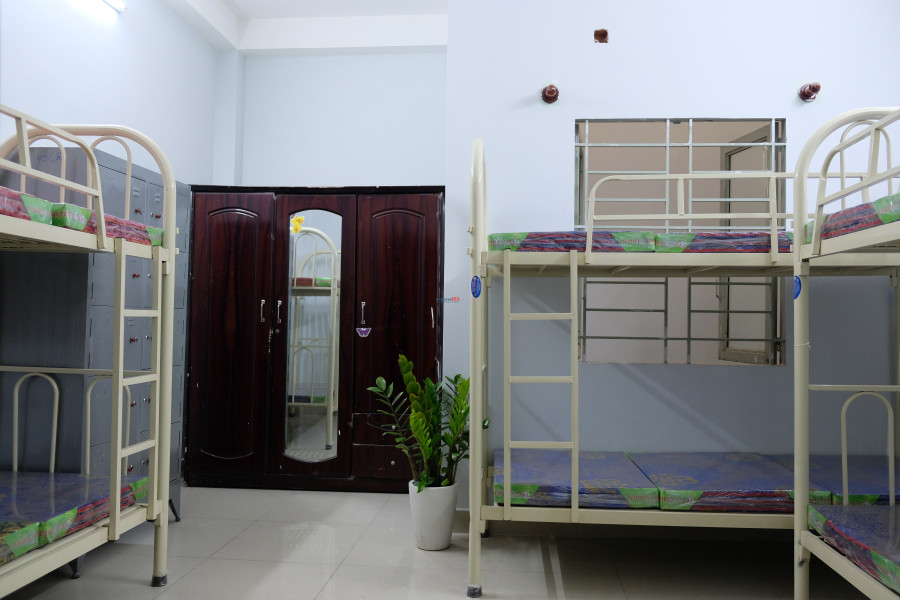 Phòng trọ KTX giá rẻ (Bao điện nước, wifi...) tại Quận Gò Vấp, Tp.Hồ Chí Minh