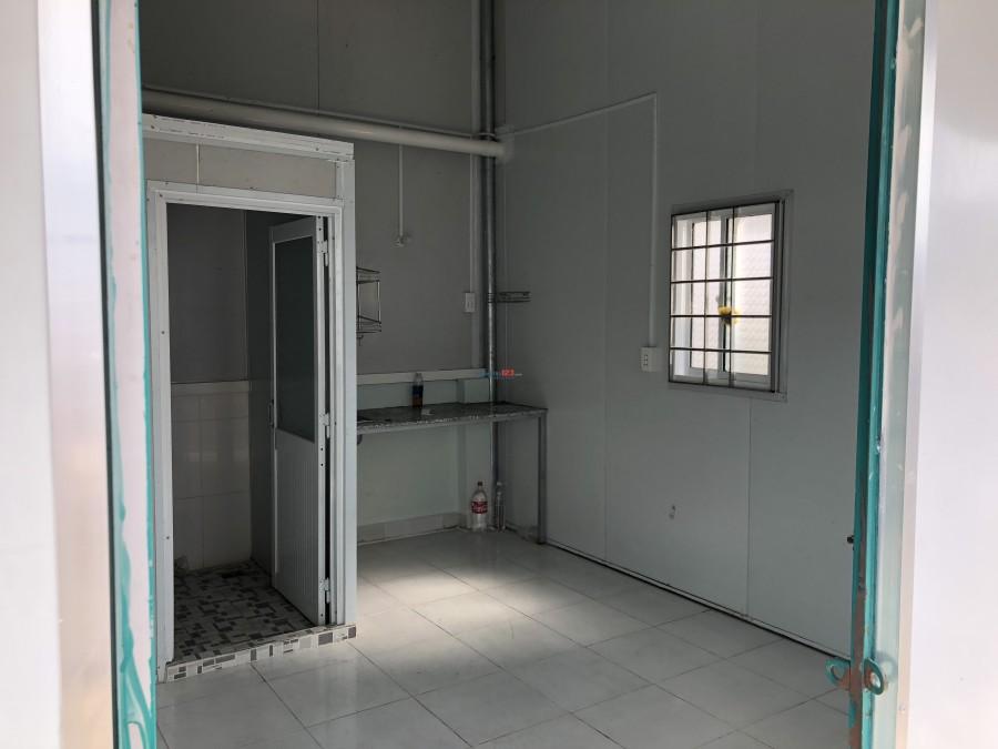 Phòng trọ 15m2 giá rẻ quận Tân Bình