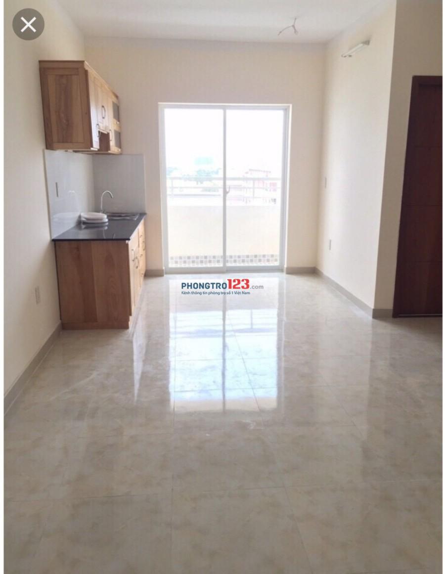 Cho thuê căn hộ Tecco Green Lầu 5 Q.12. Giá 5tr 2pn 2wc