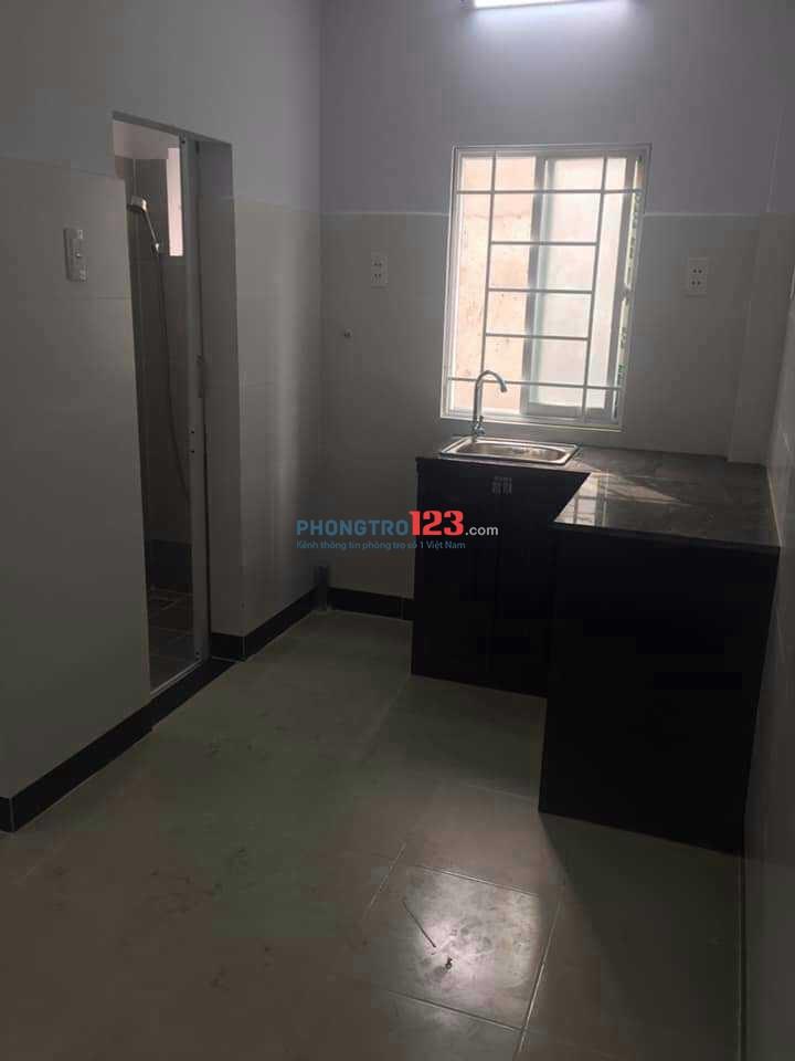 Phòng mới xây cho thuê giá 3 triệu ở cuối đường Nguyễn Thái Sơn. LH: 0329722862