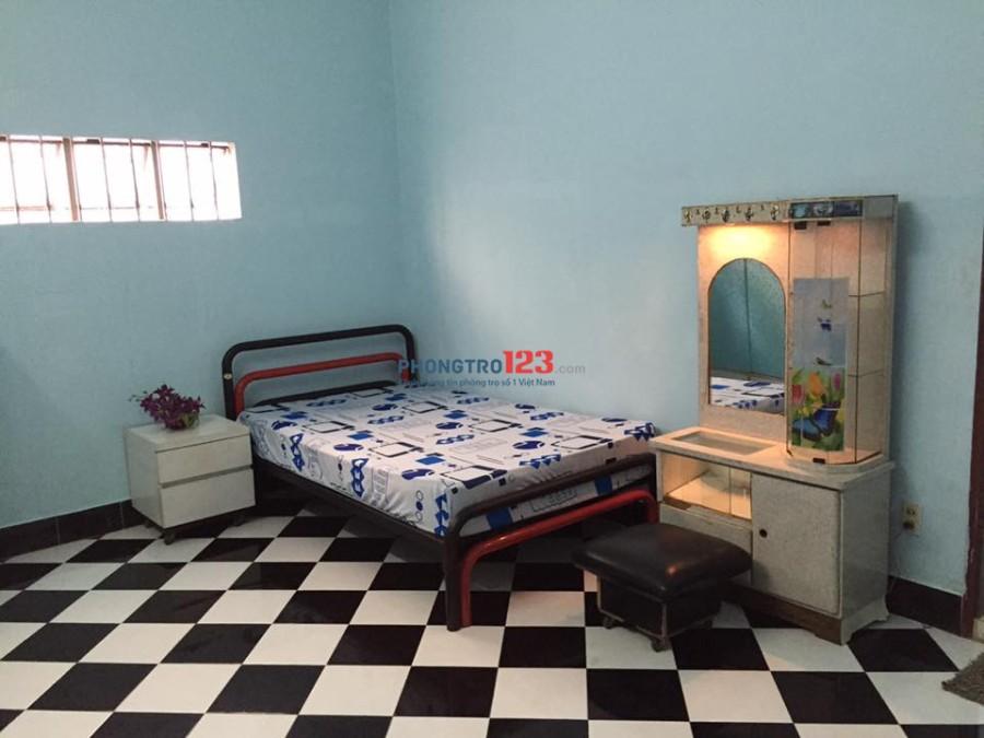 Phòng trọ 25m2 - Nguyễn Thái Sơn - Công viên Gia Định, Gò Vấp