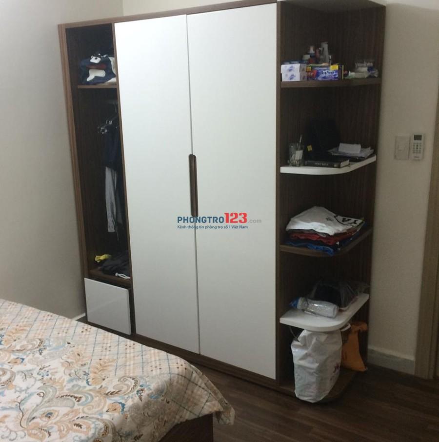 Tìm người ở ghép 1 phòng ngủ đầy đủ nội thất