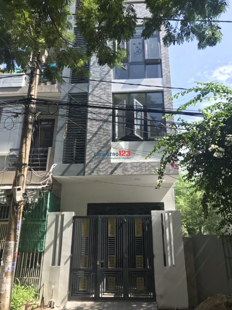 Nhà trọ hiện đại trung tâm ĐH Ngoại ngữ, Kiến Trúc, Đông Á