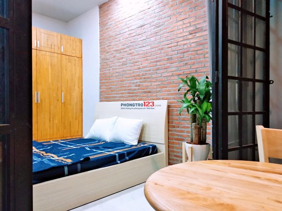 Phòng trọ như khách sạn tại Gò Vấp