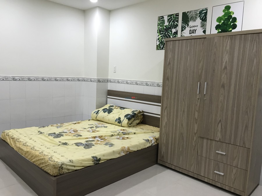 Phòng mới xây full nội thất cho thuê