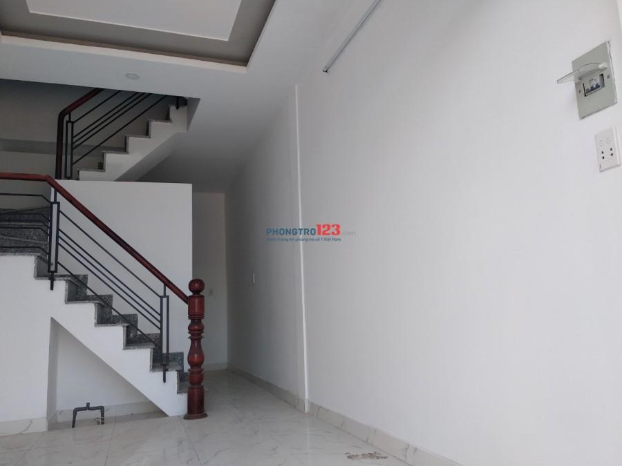 Cho thuê 10 căn nhà mới xây, ngã Tư Ga, Quận 12