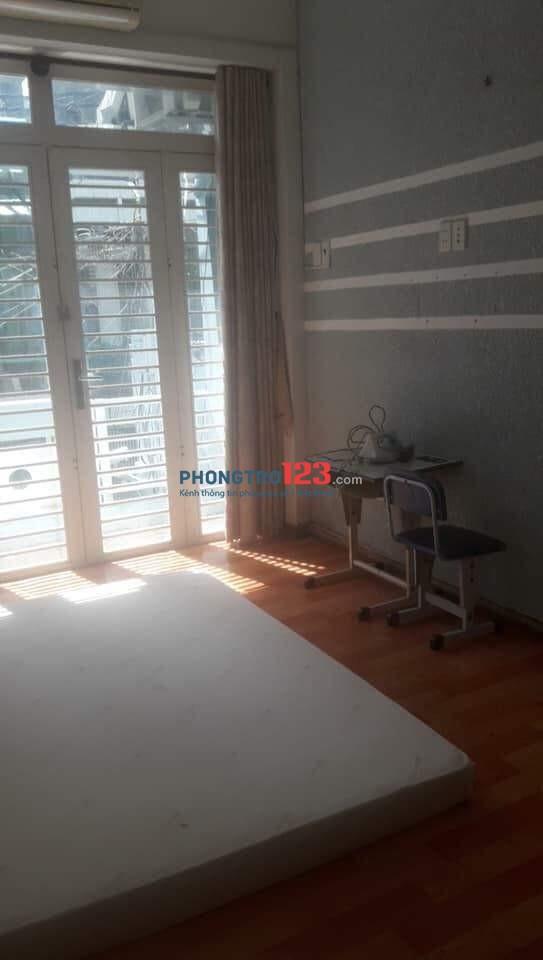 Cho thuê phòng trọ đường Huỳnh Văn Bánh, quận Phú Nhuận