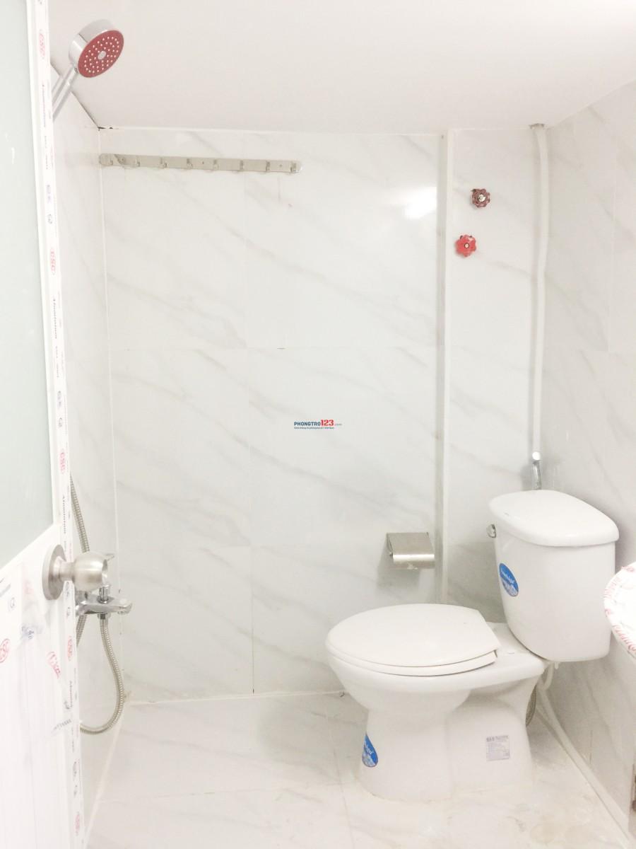 Phòng gác xếp tiện nghi 33m2 đường Lâm Văn Bền