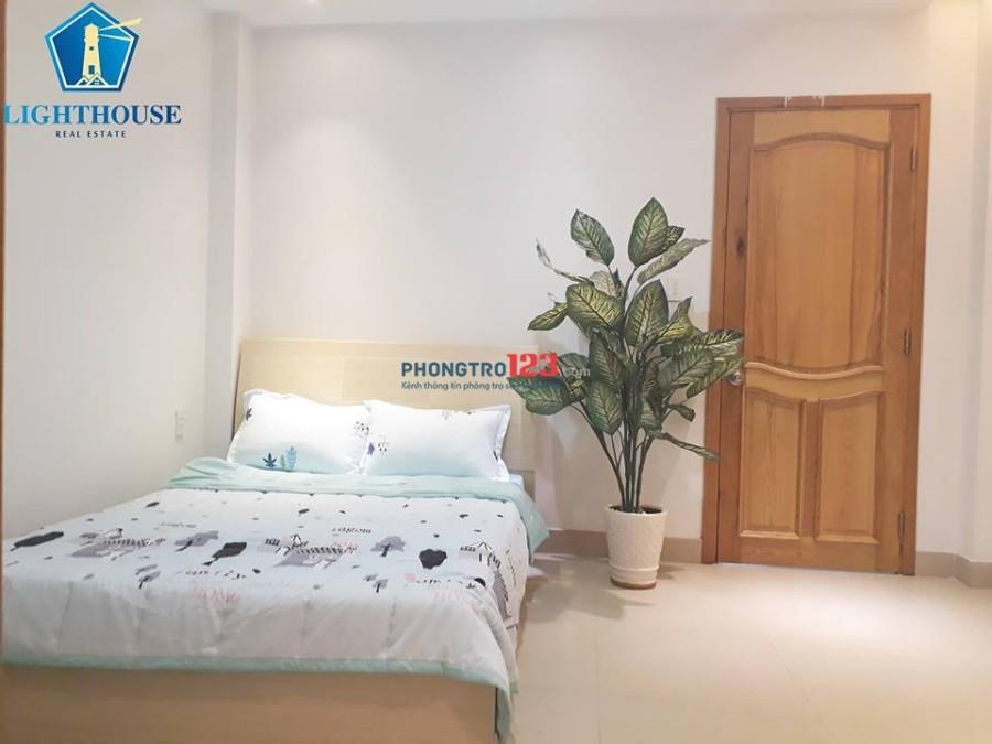 Căn hộ mới xây full nội thất đường Cô Bắc, Q.Phú Nhuận
