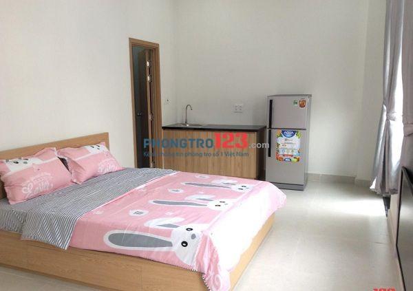 Sale đồng giá 3.4tr phòng dịch vụ mới xây 100% Trần Xuân Soạn, Quận 7