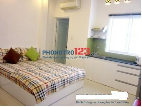 Cho thuê căn hộ mini nội thất tiện nghi, Lê Hồng Phong, Q.10, giá 4,7tr