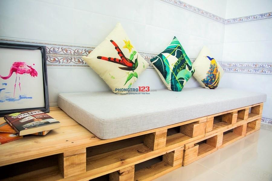 Cho thuê phòng studio giá rẻ, full nội thất đường Thống Nhất, quận Gò Vấp