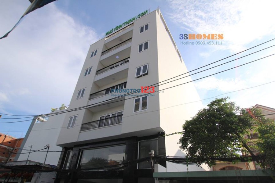 Hot: Cho thuê căn hộ mini giá rẻ tại Quận Tân Bình
