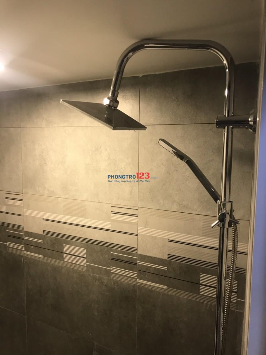 Cho thuê nhà 60m2 nguyên căn 3x7, 1 trệt 1 lầu 1 sân thượng 7,9tr/tháng, có máy lạnh, tủ lạnh
