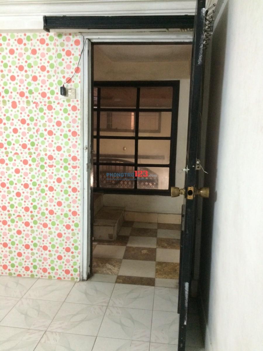 Phòng tầng 2 nhà riêng cho thuê
