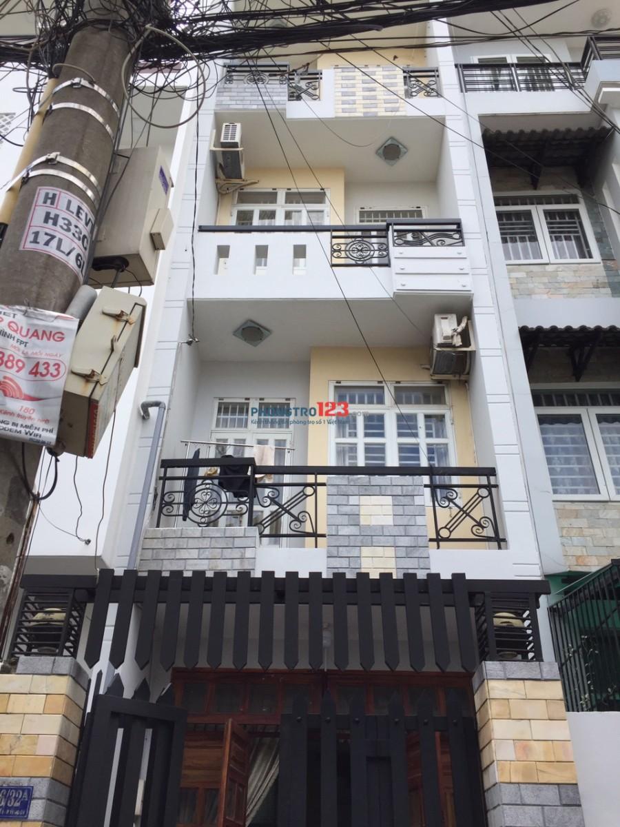 Phòng yên tỉnh, thoáng mát, bếp+wc riêng không ngập nước, Lê Văn Thọ, P11, Gò Vấp