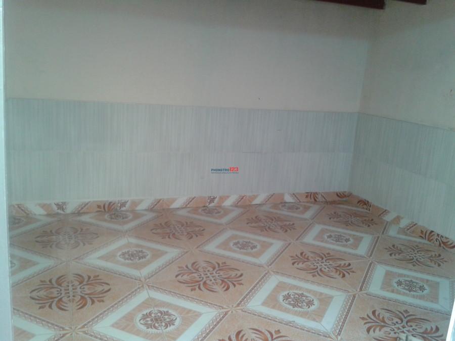 Phòng cho thuê giá rẻ quận Gò Vấp khu vực an ninh