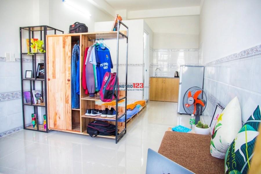 Phòng studio cho thuê giá rẻ, full nội thất đường Thống Nhất, quận Gò Vấp