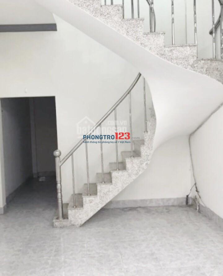 Cho thuê nhà nguyên căn diện tích 75m2 đường Nguyên Hồng, P.1, Gò Vấp