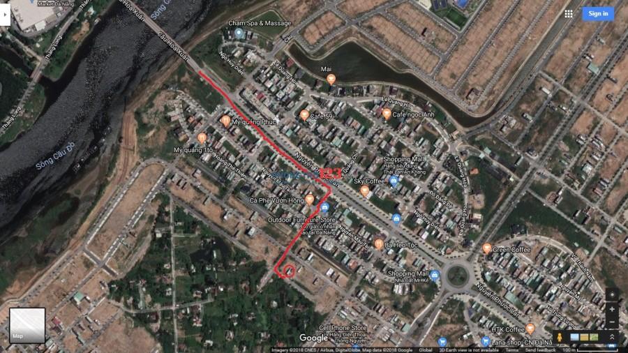 Phòng trọ mới xây, có gác lững 23m2, Hòa Xuân, Hải Châu (hiện tại còn 1 phòng)