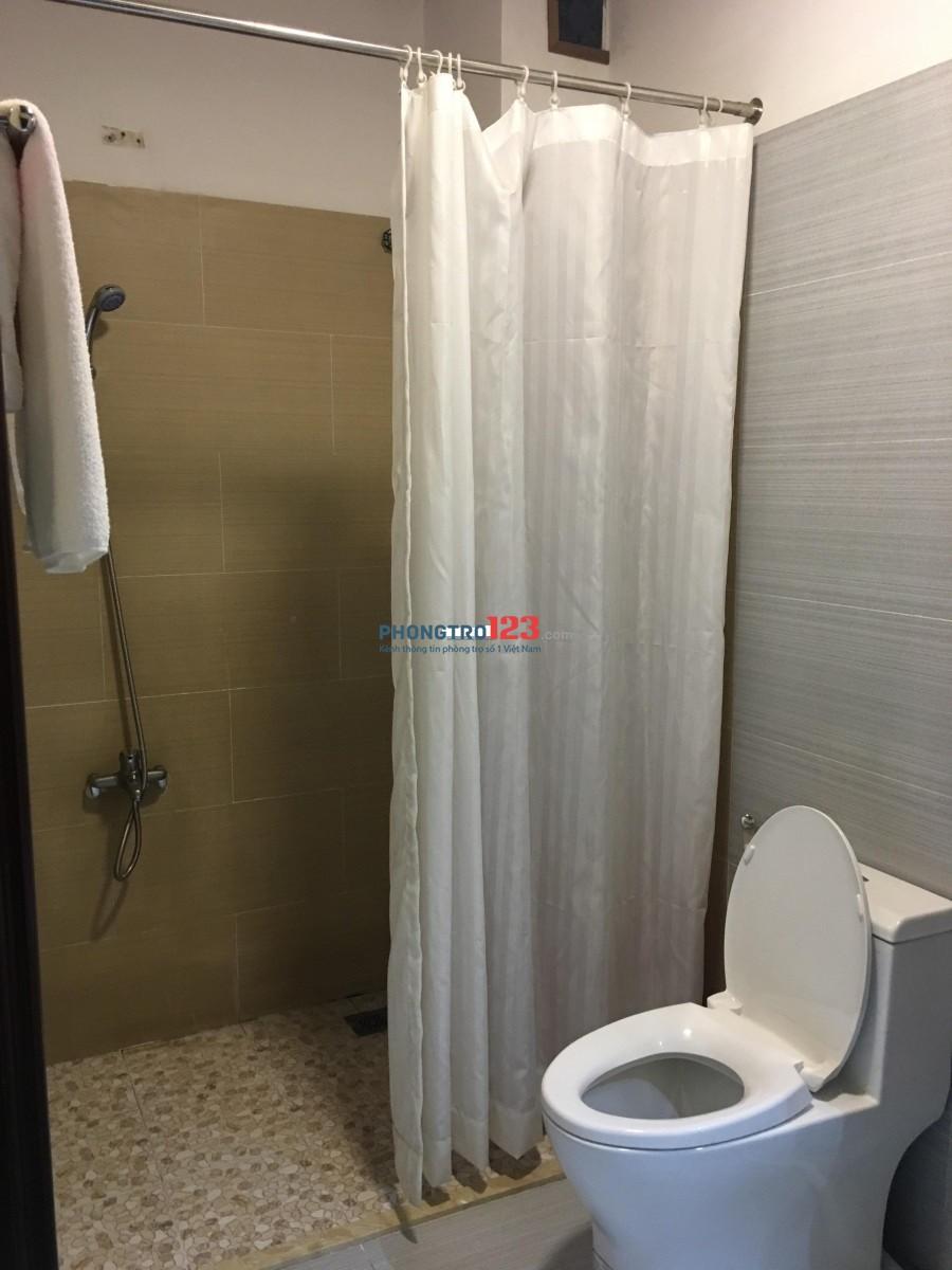 Căn hộ mini mới, sạch sẽ, đủ tiện nghi,ban công Bùi Đình Túy-Bình Thạnh, giá 3.8tr