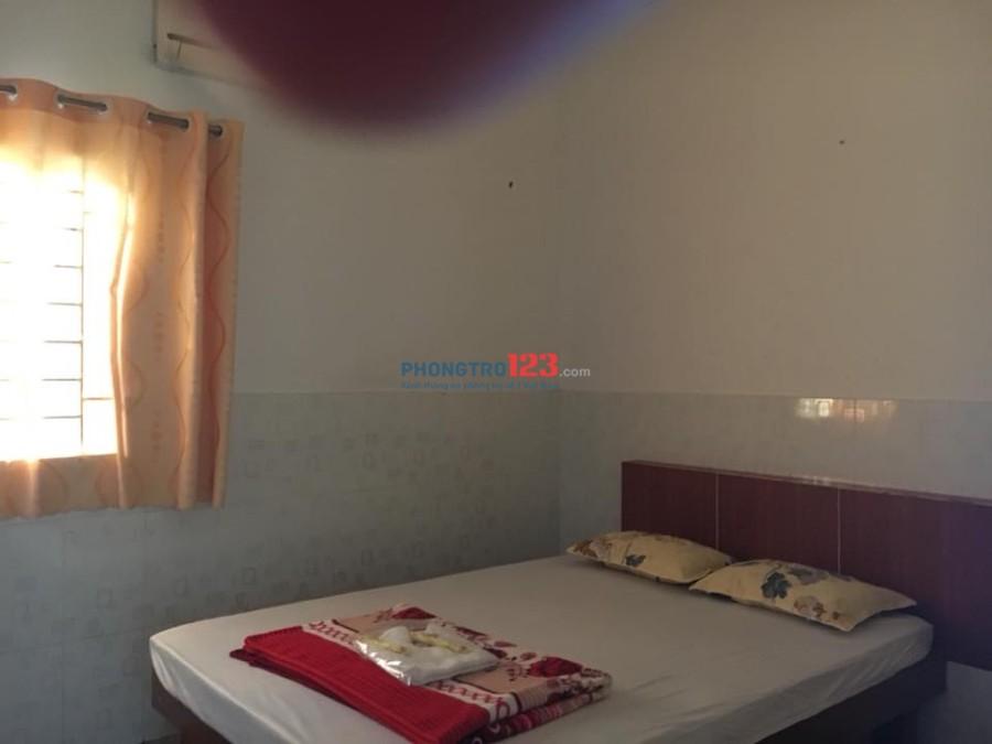 Cho thuê phòng mặt tiền Lê Hồng Phong, Quận 10