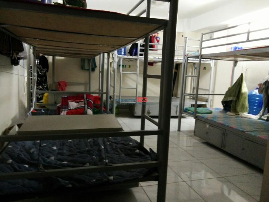 KTX cho thuê ngay trung tâm Quận Tân Bình